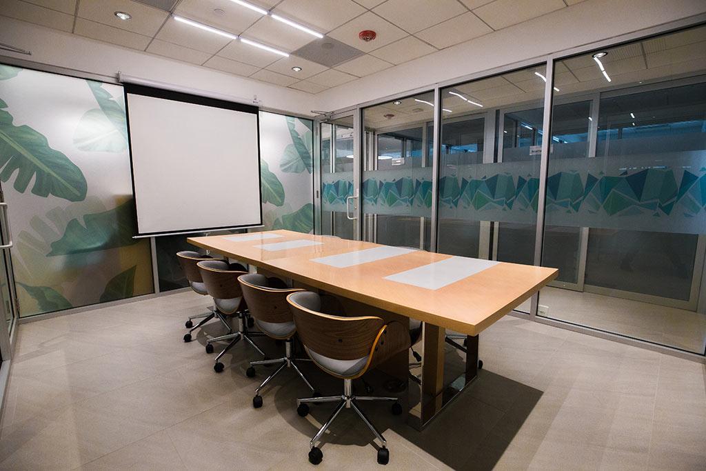 和利时商务中心会议室